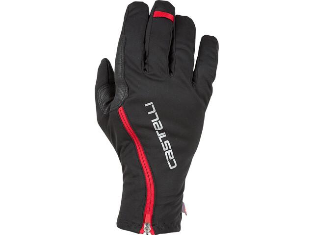 Castelli Spettacolo Ros Handskar röd svart - till fenomenalt pris på ... 58601576c5df4